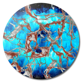 Disrupted Space Marble