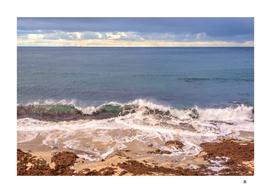 Wintry Coast
