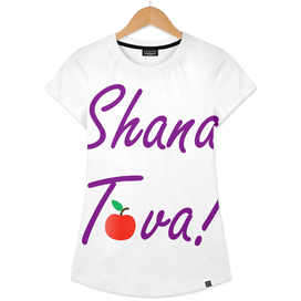 Shana Tova means 'sweet new year'
