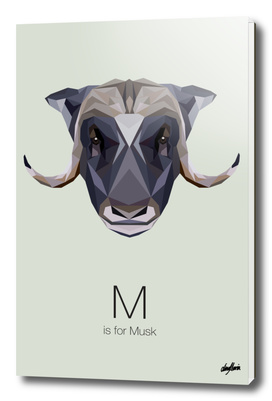M is for Musk