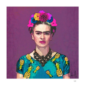 Trendy Frida Kahlo V.1