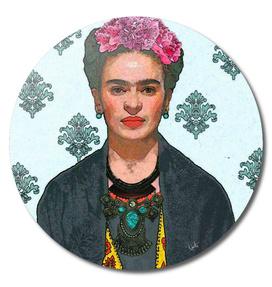 Trendy Frida Kahlo V.2