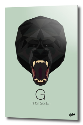 G is for Gorilla
