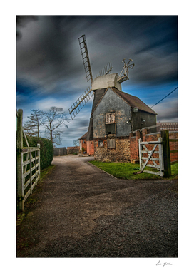 Charing Hill Mill