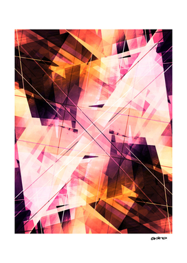 Sunbound - Geometric Abstract Art