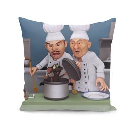 Too Many Cooks 2 - The Practical Joke