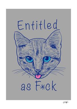 Entitled Cat