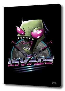 Invade - Color Sep