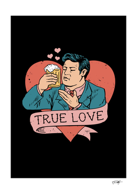 Love at Beer sight - Color Sep