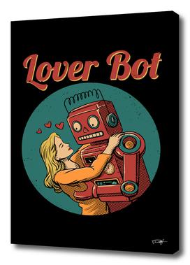 Lover Bot - Color Sep