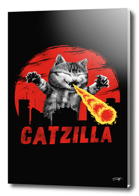 CATZILLA BLACK