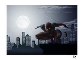 Deadpool Night Stalker