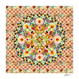 Bijoux Carousel Mandala