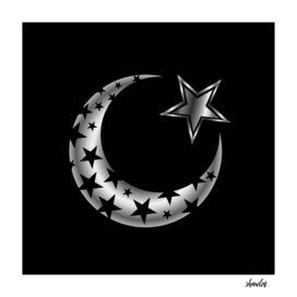 The Islamic star