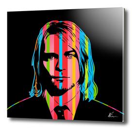 Kurt Cobain | Dark | Pop Art