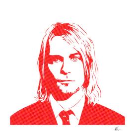 Kurt Cobain | Pop Art
