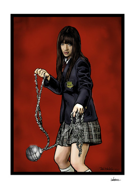 Tarantino: Kill Bill - Gogo Yubari
