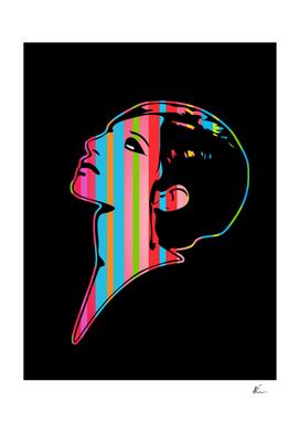 Barbra Streisand   Dark   Pop Art