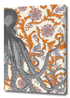 Vineyard Octopus Orange