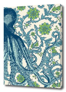 Vineyard Octopus Aqua