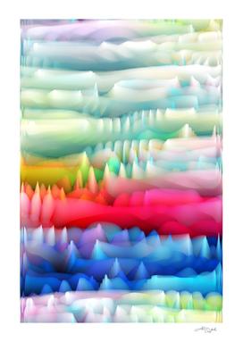 Unknown XIV / NE - Modern abstract art