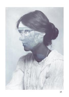 The Waves (Virginia Woolf's portrait)