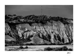 Cliffs of Romania