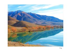 Reflections, North Otago