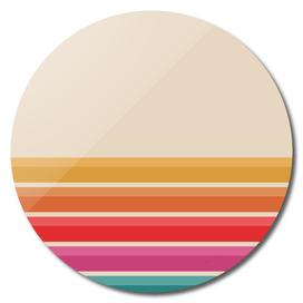 Retro Pattern - Horizon #724