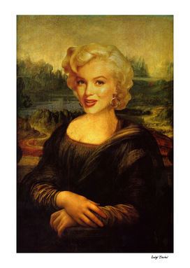 Mona Lisa Marylin