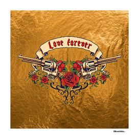 Love forever - Roses