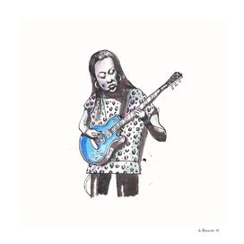 Blueguitar