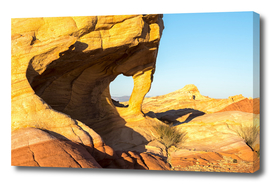 Fire Canyon Arch