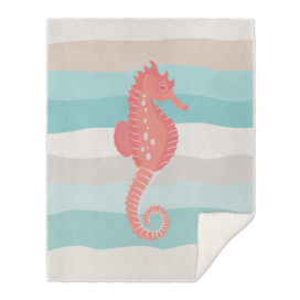 AFE Coral Seahorse