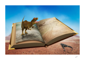 The book of dinosaurs