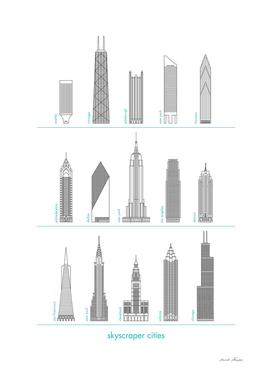 skycraper cities 2