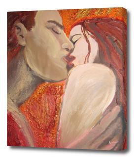 baiser passionné