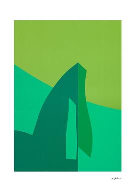 Grøn 1