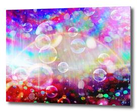 Ink bubbles