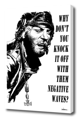 Kelly's Heroes: Oddball Says - Exclusive  B/W Edition