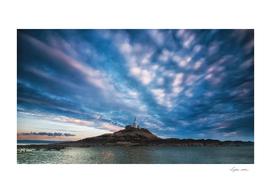 Mumbles lighthouse Swansea Bay