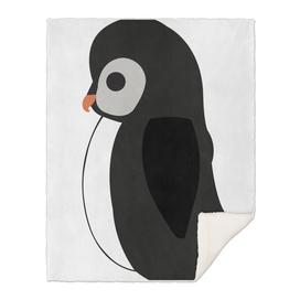 Sad Little Penguin