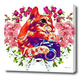 i shot flowers T