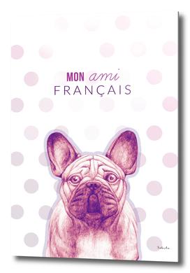 Mon ami français