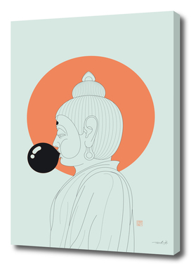 Buddha : Concentrate on the Void!