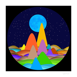 Fanciful Hills -2