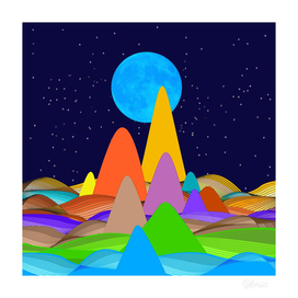 Fanciful Hills -4