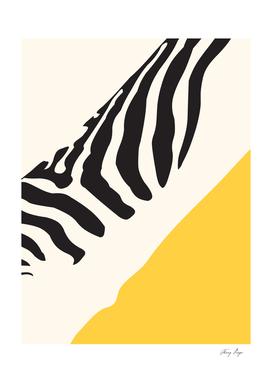 Zebra Abstract
