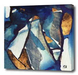 Cobalt Abstract
