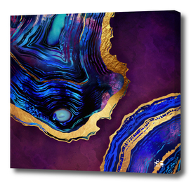 Abstract Agate